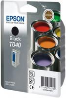 Epson INK CARTRIDGE BLACK T040