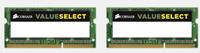 Corsair DDR3 1600MHZ 8GB 2X204 SODIMM