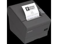 Epson TM-T88V-iHub, Ethernet, ePOS, schwarz