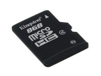 Kingston SDHC Card Micro 8GB