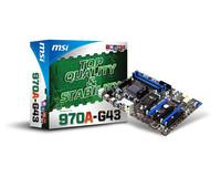 MSI 970A-G43 AM3+ AMD970 ATX