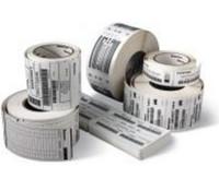 Zebra Z-Select 2000D, Etikettenrolle, Thermopapier, 102x76mm, 12 Stück
