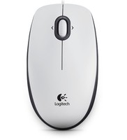 Logitech B100 OPTIC MOUSE F/BUSINESS WH