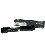 Lexmark TONER CARTRIDGE BLACK 38K PGS