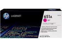 Hewlett Packard CE343A HP Toner Cartridge 651A