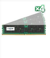 Crucial 256GB KIT (64GBX4)DDR4 2400MT
