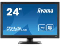 Iiyama E2480HS-B2 60CM 23.6IN TN
