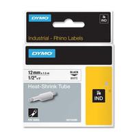 Dymo RHINO HEAT SHRINK TUBE 12X 1,5