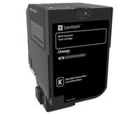 Lexmark CORPORATE BLACK TONER CARTRIDG