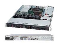 Supermicro CSE-113TQ-600UB 1U CHASSIS UIO