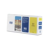 Hewlett Packard Print Head + Cleaner No90