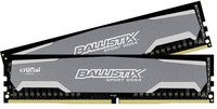 Crucial 8GB DDR4 KIT (4GBX2) 2400MT/S