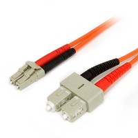 StarTech.com 1M FIBER PATCH CABLE LC - SC