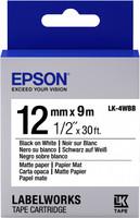 Epson TAPE - LK4WBB MATTE PAP BLK