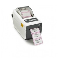 Zebra ZD410, 8 Punkte/mm (203dpi), VS, RTC, EPLII, ZPLII, USB, BT (BLE