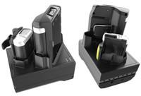 Zebra Lade-/Übertragungsstation, USB