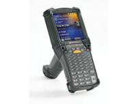 Zebra MC9200 Premium, 2D, LR, BT, WLAN, Gun, Disp., RFID, IST