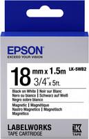 Epson TAPE - LK5WB2 MAGNETIC BLK