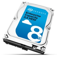 Seagate ENTERPRISE CAPACITY 3.5 HDD 8T