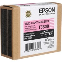 Epson T580 VIVID LIGHT MAGENTA