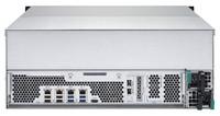QNAP 4U 24BAY 3.5 GHZ QC 4GB 4XGBE