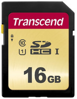 Transcend 16GB UHS-I U1 SD CARD