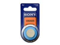 Sony Einzelpack CR2025 Knopfzelle