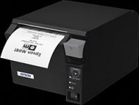 Epson TM-T70-iHub, Ethernet, ePOS, schwarz