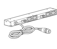APC RACK PDU BASIC 0U/1U 120-240V