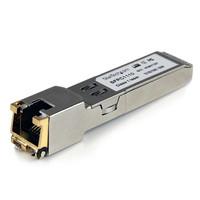 StarTech.com GB RJ45 COPPER SFP TRANSCEIVER