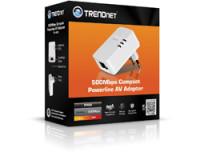 Trendnet 500 MBit mini Powerline AV Ada