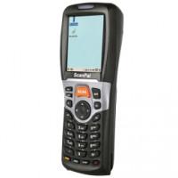 Honeywell ScanPal 5100, 1D, USB, RS232, Num., erw. Akku