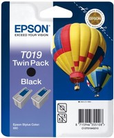 Epson INK CARTRIDGE BLACK DUO