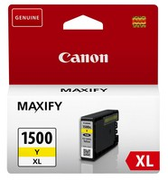 Canon INK PGI-1500XL Y