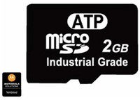 Zebra MICRO SD CARD 2GB SDHC
