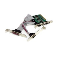 StarTech.com PCI SERIAL PARALLEL COMBO CARD