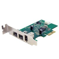 StarTech.com PCI EXPRESS FIREWIRE CARD