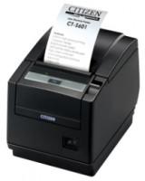 Citizen CT-S601, RS232, 8 Punkte/mm (203dpi), Cutter, schwarz
