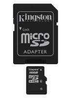 Kingston 16GB MICROSDHC CLASS 4