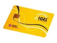 Igel Smartcard Typ 2, Memorycard 1KB
