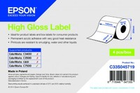 Epson Etikettenrolle, Normalpapier, 102x152mm
