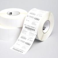 Zebra Z-Perform 1000T, Etikettenrolle, Normalpapier, 102x203mm, 4 Stüc