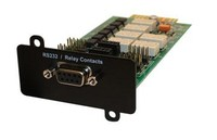 Eaton MANAGEMENT CARD CONTACTS+RS232