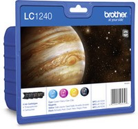Brother LC-1240 BLISTER PACK SECURITY