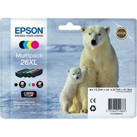 Epson MULTIPACK 4-COLOURS 26XL CLARI