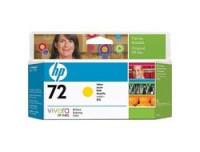 Hewlett Packard INK CARTRIDGE YELLOW 130ML