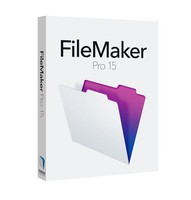 FileMaker EDU FileMaker PRO 15 - Schulversion