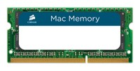 Corsair DDR3 1333MHZ 16GB 2X204 SODIMM