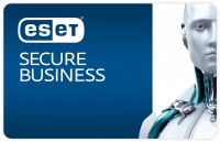 ESET Secure Business 50-99User 1Year New Bundle Endpoint Security File Security Mail Security Mobile