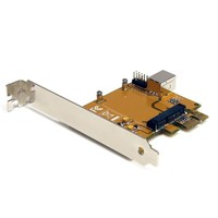 StarTech.com PCIE TO MINI PCIE CARD ADAPTER
